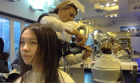 Visit one of exclusive hairs beauty salons in hong kong for Best hair salon hong kong