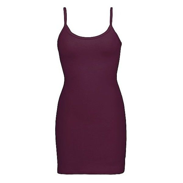 BKE Core Extra Long & Lean Tank Top ($14) ❤ liked on Polyvore featuring tops, purple, purple tank, purple top, scoop neck tank top, scoop neck tank and extra long tops