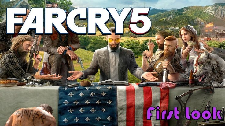 farcry5gamer.comFar Cry 5 | First Look The trailer and trailer analysis for the very first glimpse at Far Cry 5. http://farcry5gamer.com/far-cry-5-first-look/