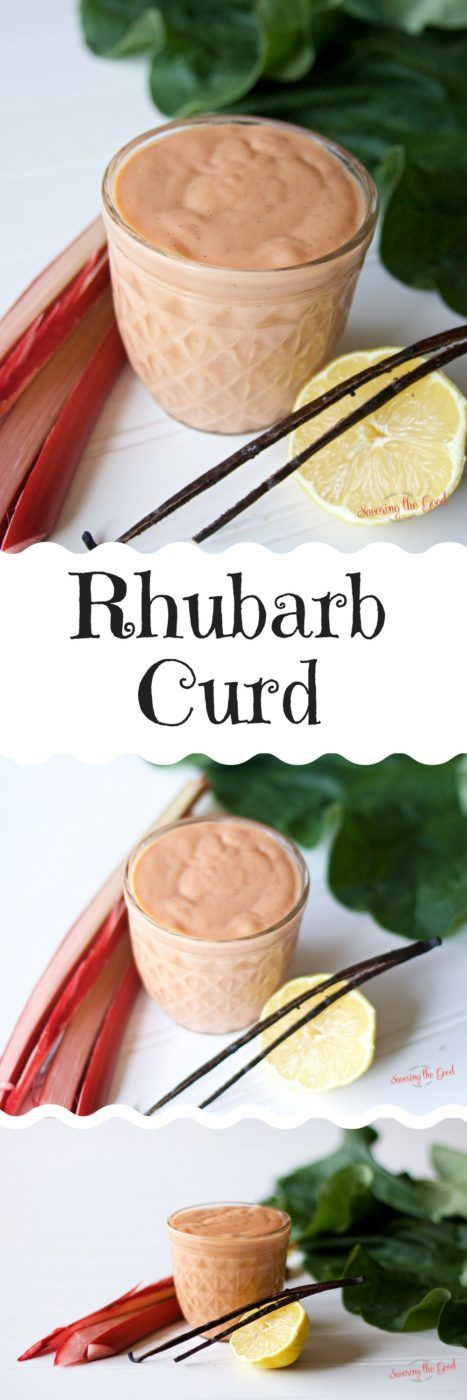 Rhubarb is meant to be used in more than strawberry pie recipes. A balance of tangy and sweet this rhubarb curd recipe will have you skipping the pie. This silky curd recipe is delightful with meringue, scones or straight off the spoon!