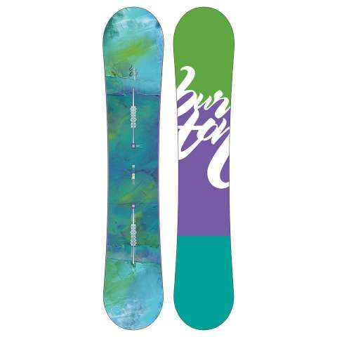 Burton Feather Snowboard - Women's 2015
