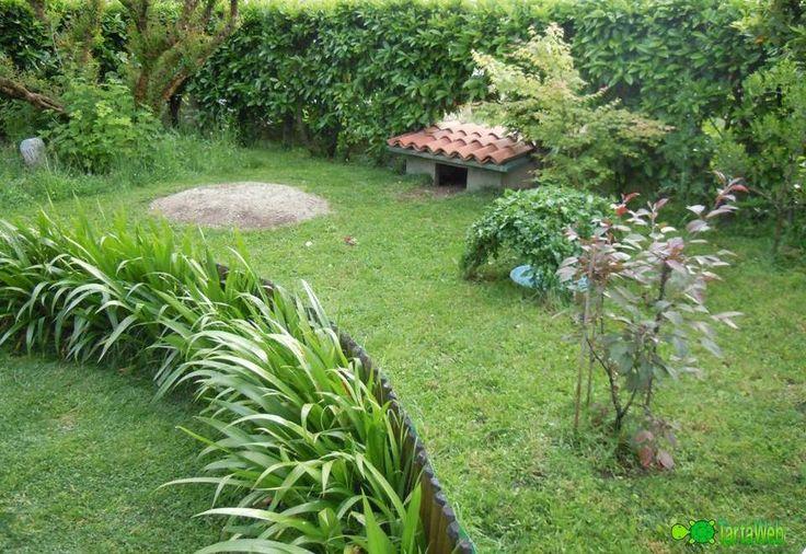 Oltre 25 fantastiche idee su recinto da giardino su - Acquisto terra per giardino ...