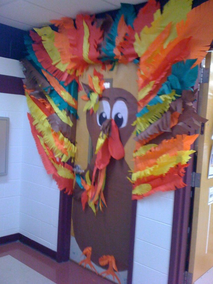 Thanksgiving Classroom Decoration Ideas ~ Images about door decorations on pinterest minions