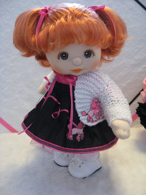 Mattel My Child Doll Pink Poodle | Flickr – Condivisione di foto!