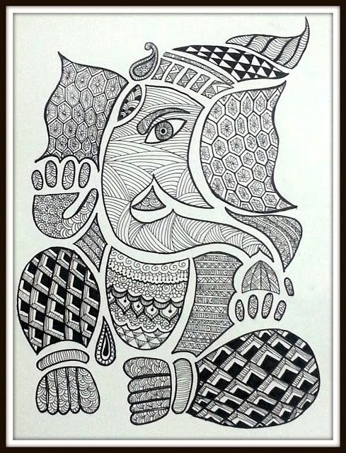 Completely Handmade......: Lord Ganesha