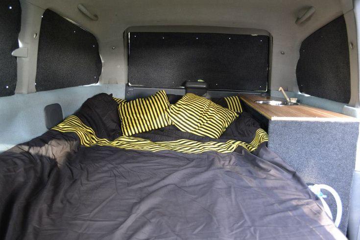 Bumble Campers campervan sales & conversions - Bumble Campers