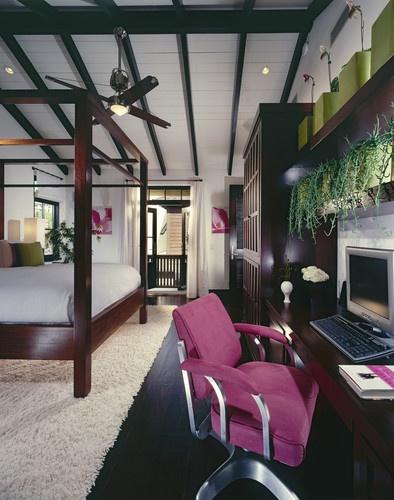 BedroomColors Trends, Desks Chairs, Tropical Bedrooms, Orange County, Bedrooms Design, Traditional Bedrooms, Girls Room, Custom Home, Newport Beach