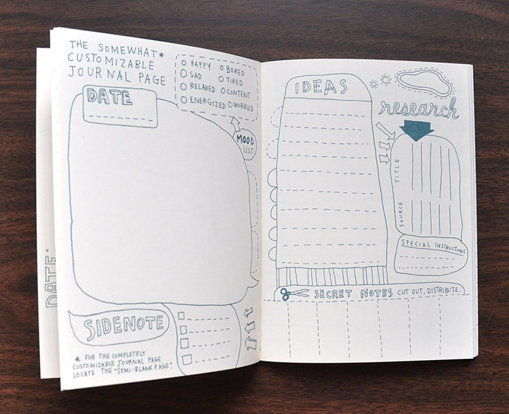 Ideas are as important as plans. (The Non-Planner, Little Otsu)