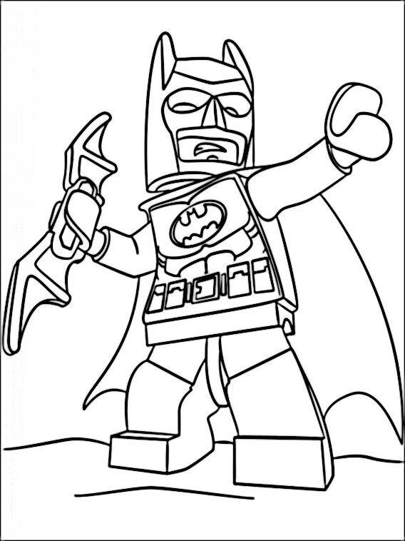 lego batman coloring pages 4 | batman coloring pages