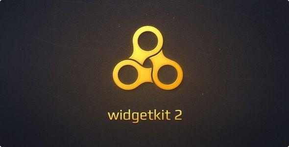 Widgetkit v2.4.8 - Toolkit for Joomla 3