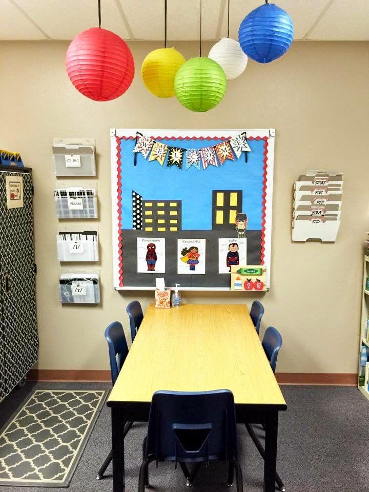 Speech Language Classroom Decorations ~ The best speech room ideas on pinterest news