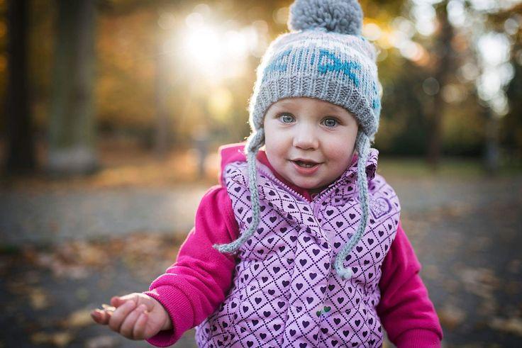 #baby #littleprincess #nikon #bokeh #autumn #Prague #czech