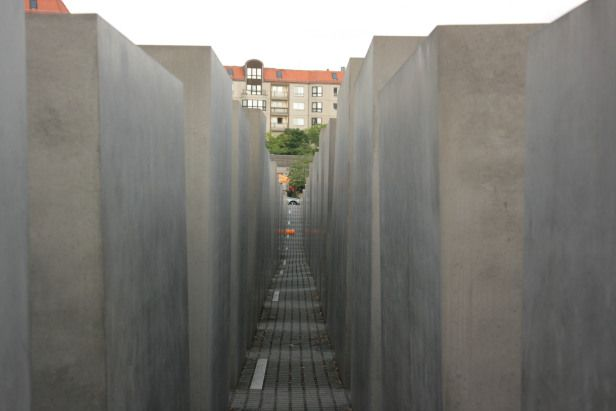 #pomnik #żydów #europy #berlin #denkmal #mitte #przewodnik