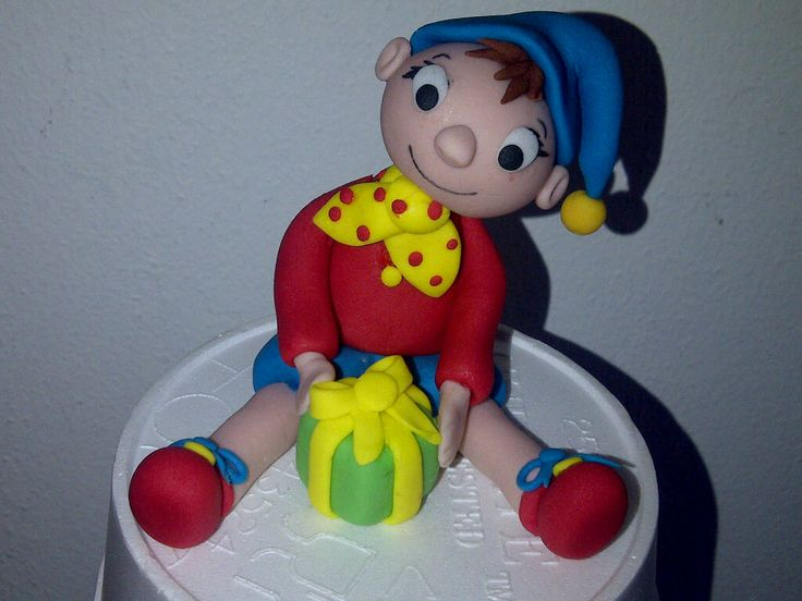 cake-toppers - Noddy cake topper