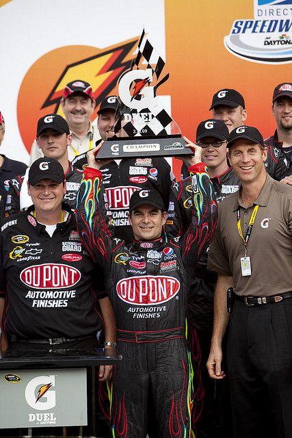 Jeff Gordon Nascar Sprint Cup Series Daytona Beach. vbia Flickr