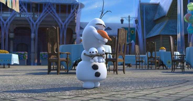 Quiz: Which Frozen Character Should Be Your Best Friend? | Quiz | Oh My Disney I got Olaf!