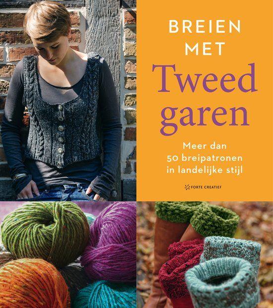Zelf een trui of vest breien is weer helemaal terug van weggeweest Tweedgaren is een garen van honderd procent wol in prachtige natuurlijke kleuren. Het garen heeft een beetje onregelmatige draad, …