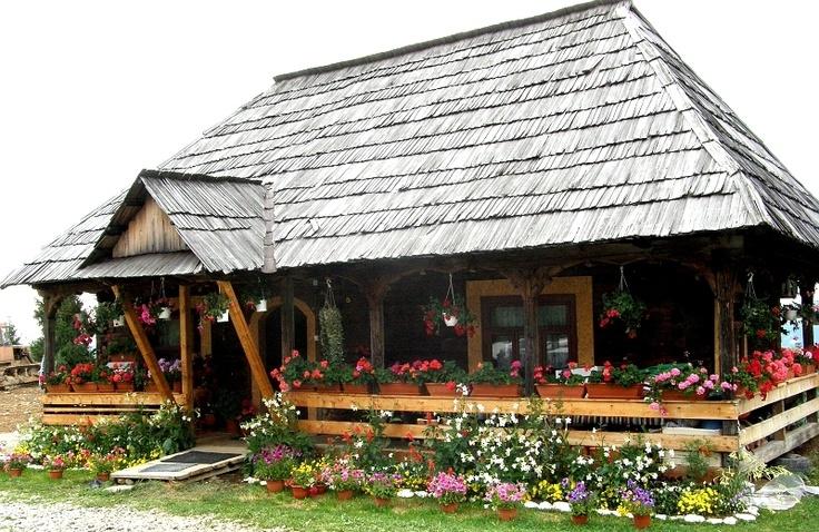 Casă tradiţională Maramureş