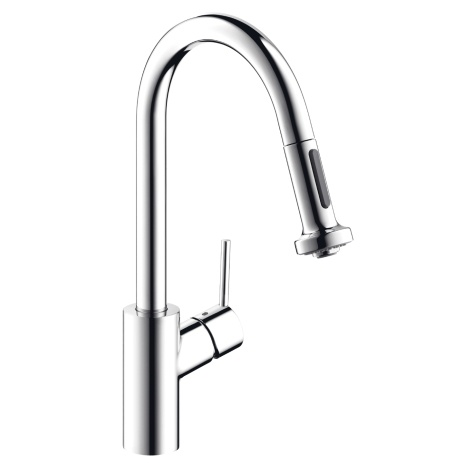 Hangrohe Talis S HighArc Kitchen Faucet