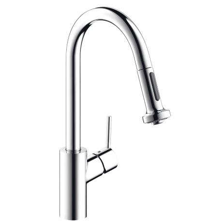 Hangrohe Talis S HighArc Kitchen Faucet