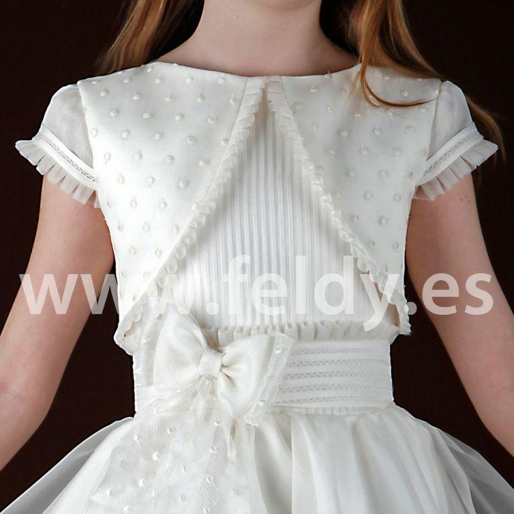 aguascalientes vestidos de primera comunion | Vestido Comunión Cemaros 2013 P208