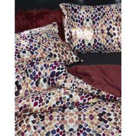 Lilah sengetøj - Rød