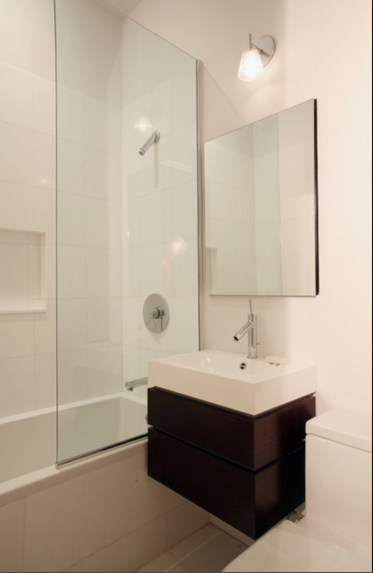 1000+ images about shower tub combo on Pinterest  Soaking tubs, Space age and Tub shower combo