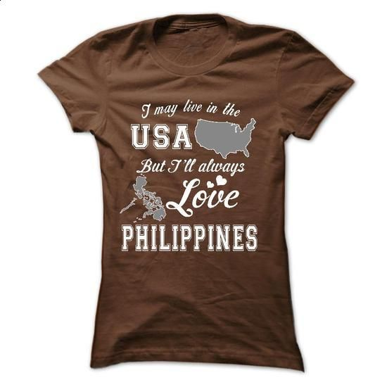 Love Philippines - #cool shirts #tailored shirts. I WANT THIS => https://www.sunfrog.com/LifeStyle/Love-Philippines-Ladies.html?60505