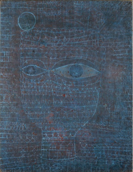 Paul Klee, Principessa araba, 1924, (disegno). The Baltimore Museum of Art.
