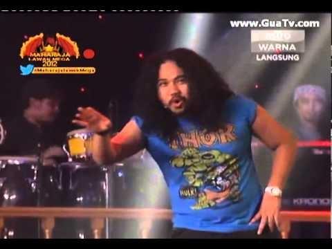 Maharaja Lawak Mega 2012 Final Jozan-freestyle