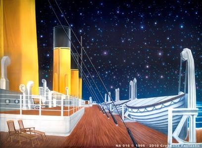 NA 016 Titanic Deck 6