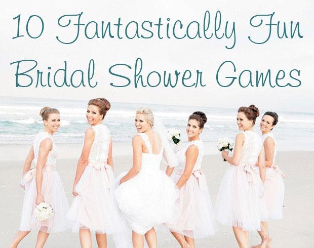 QB Blog > 10 Fantastically Fun Bridal Shower Games