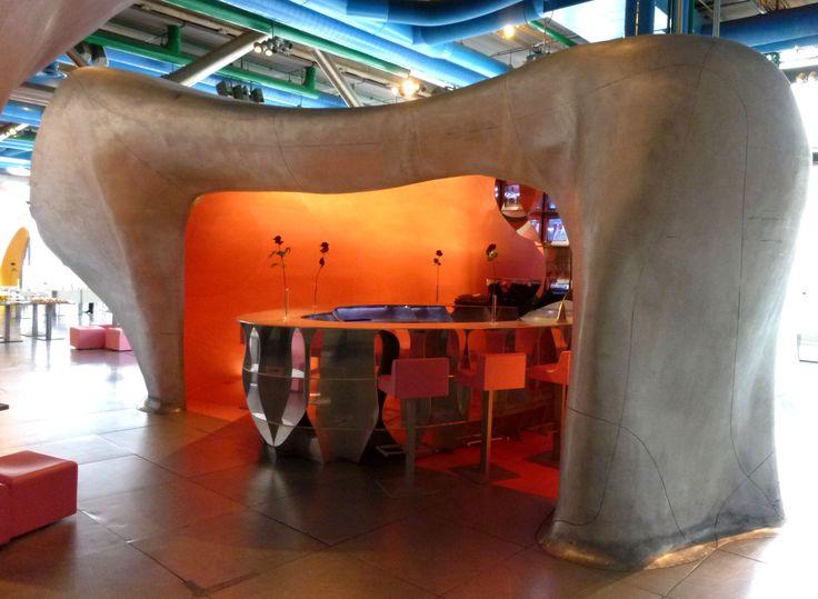 Georges restaurant in Paris | Le Georges Paris Pompidou Restaurant