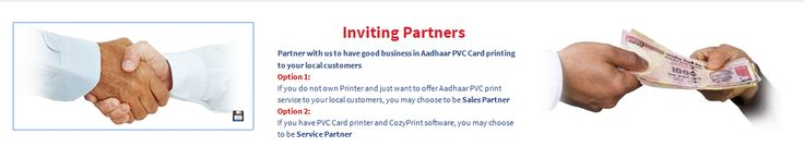 Aadhaar is considered as world's largest national id number which issued by UIDAI. It gathers the biometric data of residents and stores the same in a centralized database. You can order your Aadhaar online and simply print it on pvc or plastic cards with help of Aadhar printing software.