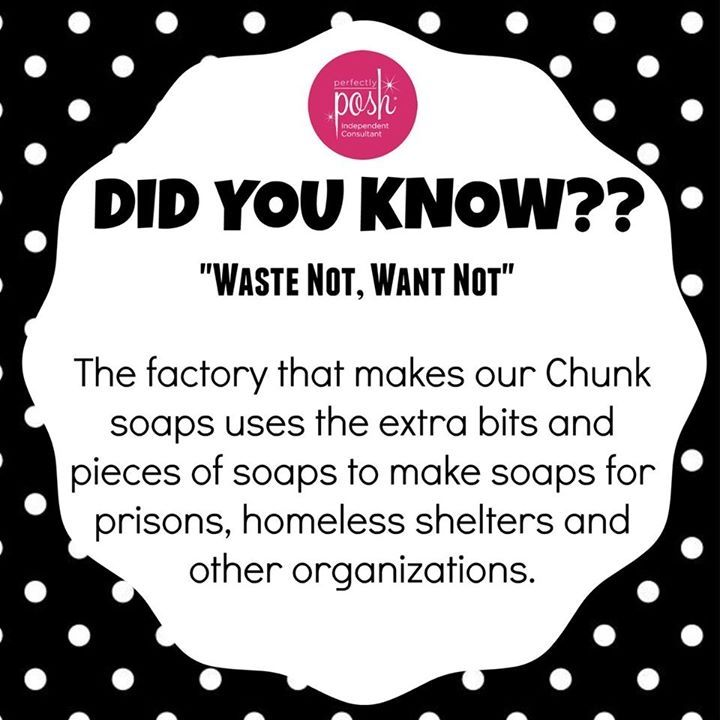 Did you know? #Perfectlyposh #givemorethanyoutake https://www.perfectlyposh.com/stephstrader/