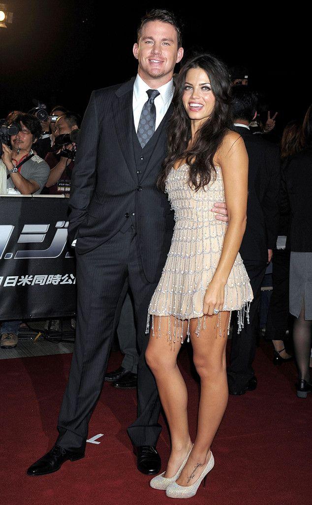 Channing Tatum y Jenna Dewan compartieron su amor para celebrar su séptimo aniversario de boda