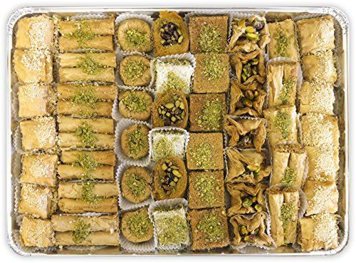 Baklava Assortment  Sugar Free  63 Pcs * You can get additional details at the image link. #Desserts