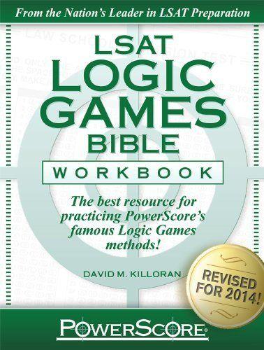 Best 25 lsat logic games ideas on pinterest lsat prep lsat the powerscore lsat logic games bible workbook powerscore lsat bible workbook 2014 by david malvernweather Gallery