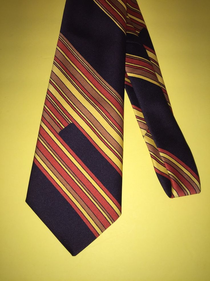 A personal favorite from my Etsy shop https://www.etsy.com/ca/listing/258347352/givenchy-gentleman-paris-wide-tie-brown