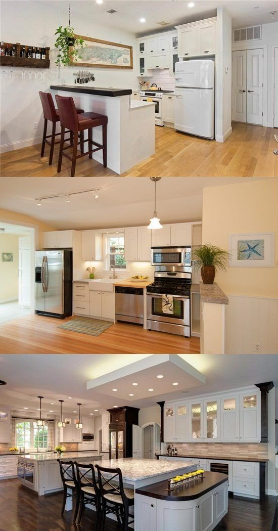 Be smart by designing your kitchen with