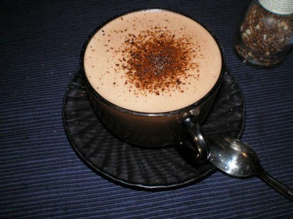 Paleo forró csoki