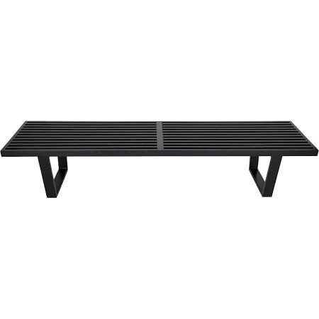 outdoor bench midcentury - Google Search $276 from overstock.com
