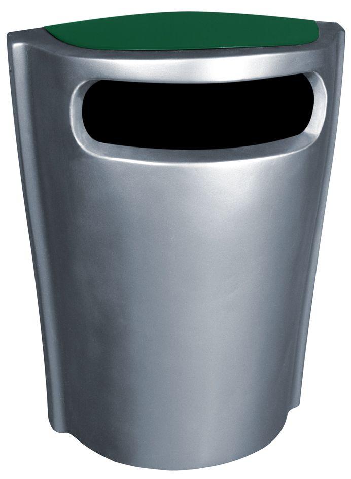 Public trash can / Ulkoroskis