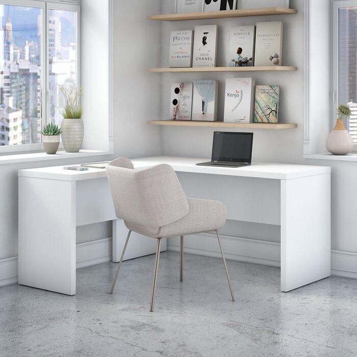 Delco L Shaped Desk In 2020 L Shaped Desk Home Office Design Desk