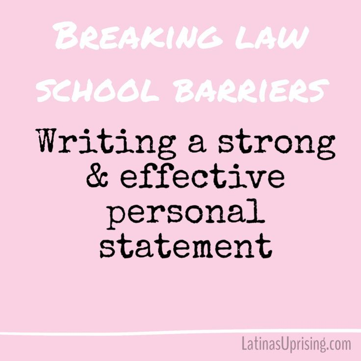Best 25+ Personal statements ideas on Pinterest Personal - law school personal statement