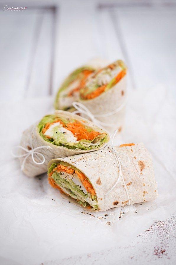 Hendl Avocado Wraps, Avocado, Hendl, Hühnerfilet, Hühnerbrust, Wraps mit Huhn, Wrap Rezept, Snack, Frühling