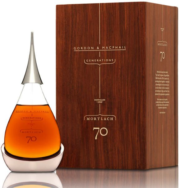 World's Oldest Whiskey: Mortlach 70 Year Old. Really? How about The Glenavon Special Liqueur Whisky from Banffshire?