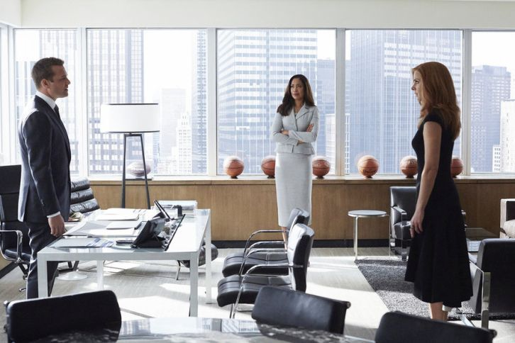 Suits - Episode 5.12 - Live to Fight - Synopsis  Promotional Photos