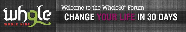 Q:  What's the difference between the Paleo diet and the Whole30 diet?    Whole9 | Let us change your life.