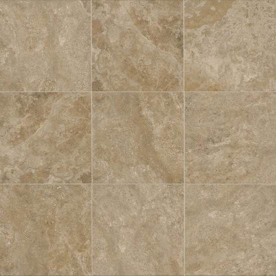 Downstairs Bath Tile Stone Claire Glazed Porcelain